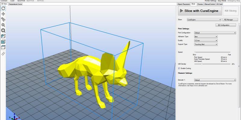 Ce programe se folosesc pentru imprimante 3D?